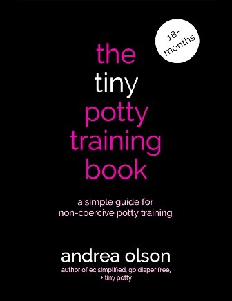 The Tiny Potty Training Book