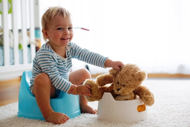 The ULTIMATE Guide to Potty Training Boys