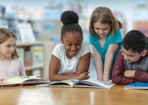 Children Improving Reading